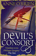 Devil's Consort by Anne O'Brien (Paperback, 2015)
