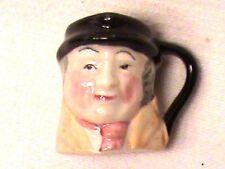 Artone-Royal Doulton-Ceramic Miniature Character Toby Mug-TONY WELLER-England