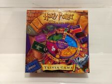 Mattel Harry Potter And The Sorcerer's Stone Trivia Card Board Game 2000 gm783