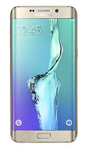 Samsung Galaxy S6 edge+ SM-G928 - 32GB - Gold Platinum (Unlocked Worldwide)