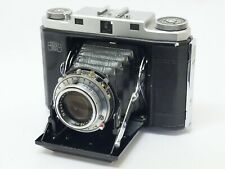 Zeiss Ikon Ikonta M 524/16 With Novar 75mm F3.5 Lens & Case. Stock No u9683