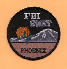 O27 * OLD SWAT PHOENIX AZ 2ND ISSUE JTTF FED AGENT POLICE PATC SOG