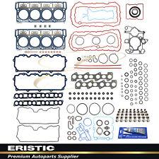 03-10 Ford 6.0L Diesel Turbo F-250 F-350 E-350 Full Gasket Set w/ 18mm Dowels
