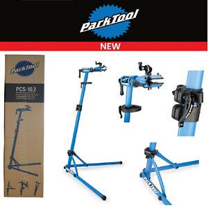 New Park Tool PCS-10.2 Folding Home Mechanic Bike Repair Stand Lifetime Waranty