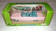 ELIGOR #1100 CHRYSLER NEWYORKER CABRIOLET 1958 PINK