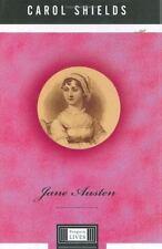 Jane Austen (Penguin Lives) by Shields, Carol Diggory, Good Book