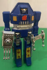 New listing Gobots Complete Tank Mr-02 By Bandai, Original 1983 Lot
