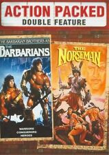 The Barbarians / The Norseman (Action-Packed Double Feature) [New DVD] Widescr