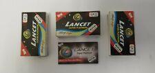Lancet Super Platinum Double Edge Shaving Blades Shaver Safety Razor