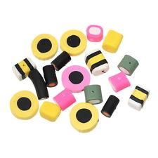 20PCs Mixed Polymer Clay Geometrical Shape Charm Beads