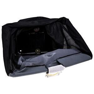 Exmark 116-0754 Bag and Frame Lazer Z Pioneer Triple Twin Ultra Vac QDS Bagger