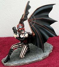 Nemesis Now ANNE STOKES ASSASSIN FAIRY SCULPTURE Faerie Angels Mythical