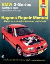 Haynes Manuals: BMW Automotive Repair Manual 1992-1998 Vol. 3 by John Haynes, Ro
