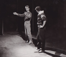 Paul ALMASY Tirage argentique Mime Marceau