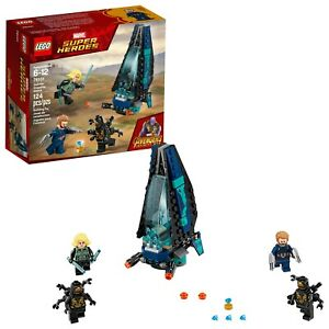 """LEGO Super Heroes """"Outrider Dropship Attack"""" (#76101) 124 Pieces - Brand New!!"""