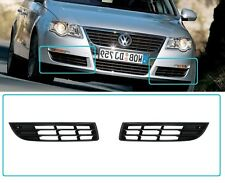 NEW VW PASSAT B6 2006-10 Front Bumper Grille Fog Light Trim Bezel Set LEFT+RIGHT