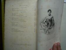 1888 LES PEINTRES DE LA FEMME DE CLAUDE VENTO VIOLETTE CHEZ DENTU GRAVURES