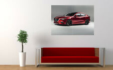 2013 MAZDA SEMA CONCEPT NEW GIANT LARGE ART PRINT POSTER PICTURE WALL