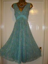 JoJo Maman Bebe maternity dress 12 Floaty Occasion