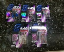 Shadows of the Empire set of 5 Leia Chewbacca Dash Rendar Luke Prince Xizor