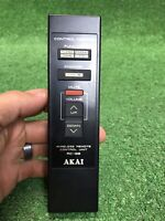 AKAI Remote Control RC-S8 Vintage Tested Working Very Good Condition