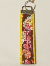 ALPHA EPSILON PHI Keychain Key Chain - Its a wrap