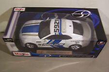Diecast 1/18 2010 Chevy Camaro SS RS Police Car