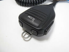 Icom IC 7300 Handmikrofon HM-219 Modifizierung der Modulation  Amateurfunk