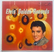 ELVIS PRESLEY- 1958 SECOND PRESS GOLD RECORDS FROM THE USA