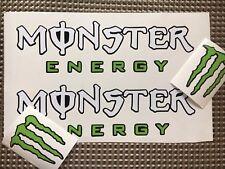 Monster Aufkleber Sticker Tuning Turbo Kawasaki Yamaha Honda KTM Bmw opel VW