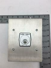 Key Locking Electric Box Cover with box