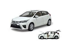 1/18 1:18 Scale Toyota Yaris L 2014 (White) DieCast Model Car Paudimodel