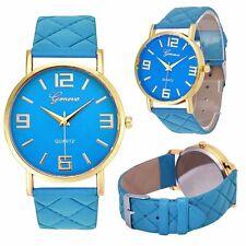 Markenlose nicht wasserbeständige Armbanduhren aus Edelstahl für Damen