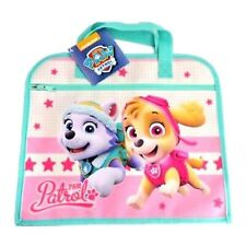 Children's Disney/TV Character Back to School Zipped Book Bag - Paw Patrol Skye