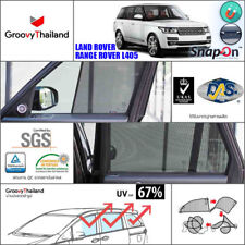 6 PCS SET FOLDABLECCURTAIN SUN SHADE FIT LAND ROVER RANGE ROVER L405  SNAPON