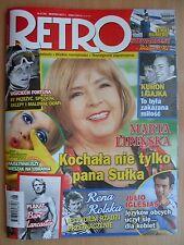 M.LIPINSKA,Twiggy,Julio Iglesias,Burt Lancaster,Tamara Lempicka,Richard Nixon
