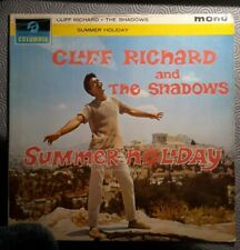Cliff Richard and The Shadows Summer Holiday Vinyl LP