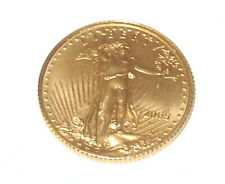 2005 American Gold Eagle $5 1/10 oz Gold Coin