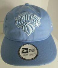 Knicks Snapback Cap Hat New York NY NBA New Era Embroidery Unisex