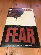 The Walking Dead Issue #102 2nd Second Print Negan Connecting Cover Image Comics