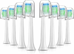 Phillips Sonicare Electric Toothbrush Replacement Heads 8 Pack NEW AU
