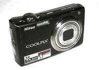 Nikon COOLPIX S630 12 Mega Pixel 7X Optical Zoom 2.7 inch LCD Digital Camera