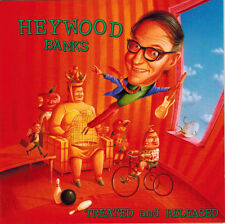 HEYWOOD BANKS - Treated and Released (CD 1992) Signed!!