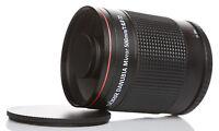 500mm Monster-Tele Objektiv für Fujifilm X-T2 X-Pro2 X-T10 X-E2 X-Pro1 X-T1