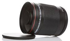 500mm Monster-Tele Objektiv für Nikon D5500 D5300 D3400 D3300 D3200 D5200 D SLR