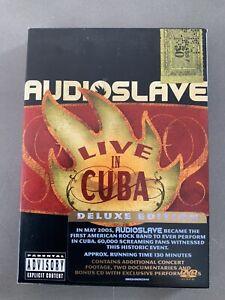 Audioslave - Live in Cuba (2005)   DVD   200927