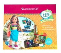 NEW American Girl Lea Clark: Activity Book, Crafts, Clothes, Accessories & More