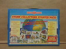 Vintage Stanley Gibbon's Super Edition Stamp Collectors Starter Pack No.2417