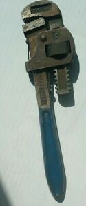 """VINTAGE RECORD PIPE WRENCH STILSONS 10"""" PRE-OWNED"""