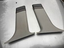 BMW E38 (B) Pillar Wood Leather 740i 730d 728i 750iL 740iL 728iL 735iL 740iL gry